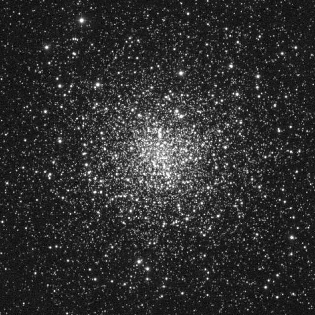 white star cluster - photo #4