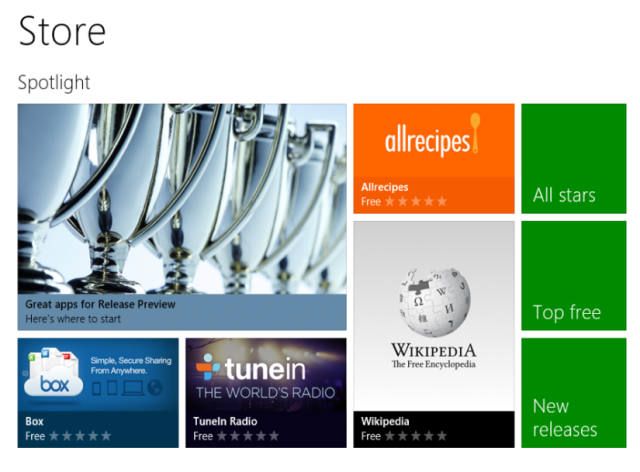Microsoft Store To Stop Accepting Windows 8 And Windows Phone 8 Apps