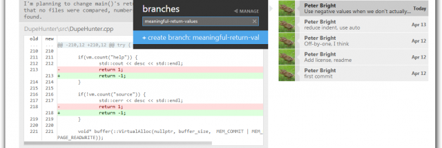 Hands-on: GitHub for Windows takes the pain out of using git