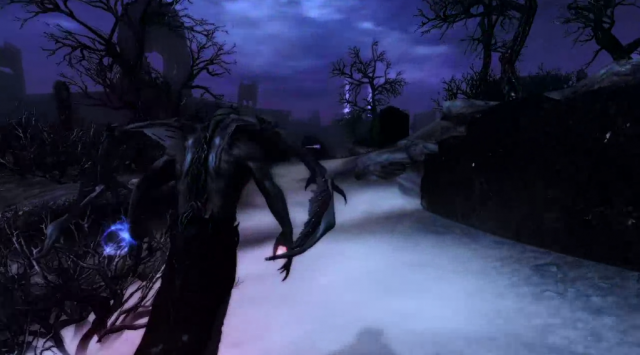 Skyrim gets vampiric with Dawnguard expansion trailer