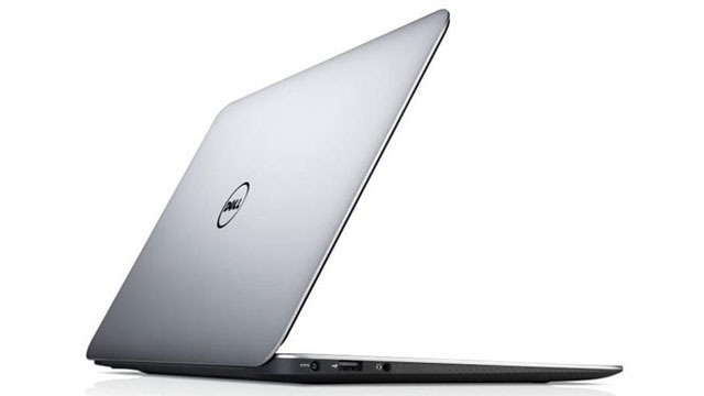 The Dell XPS13 Ultrabook
