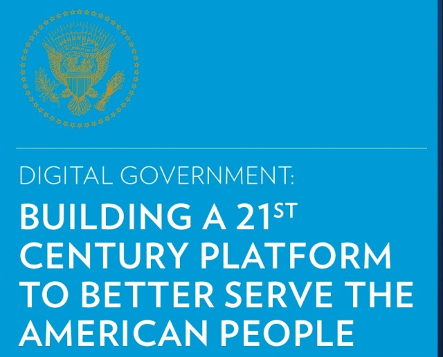 "Issued by the Office of Management and Budget, the Digital Government Strategy is the basis of a new White House directive to expose ""high-value"" Federal data through Web APIs"