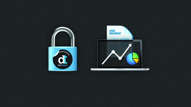 DocTrackr, protecting your documents from prying eyes.