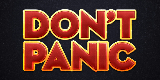 Celebrating author Douglas Adams: it's Towel Day!