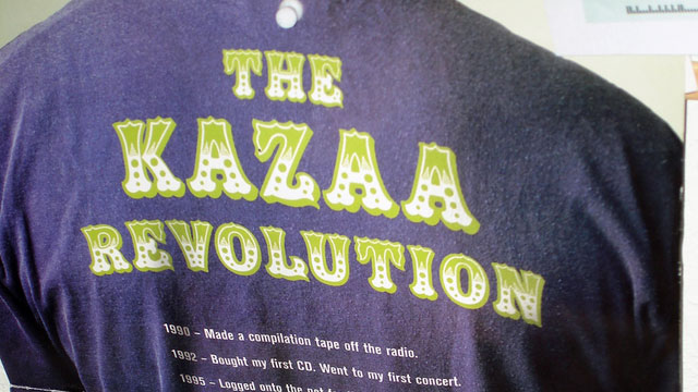Kazaa code rises from ashes to help ISPs block pirated material for profit