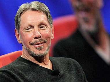 "Larry Ellison's rose colored glasses: ""The jury found that Google infringed"""