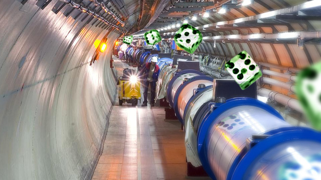 Quantum algorithm can predict what the Large Hadron Collider will see