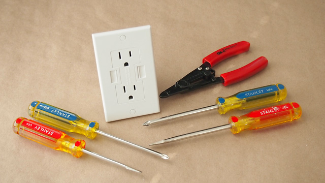 A few simple tools are all that is needed to install a Power2U yourself.