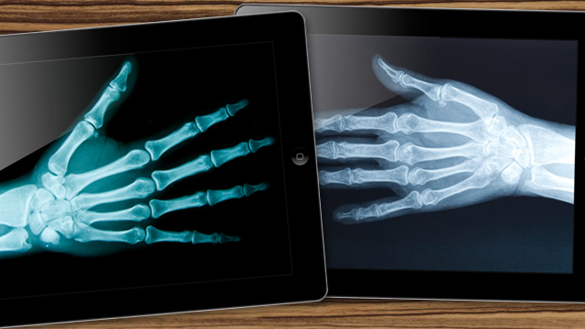 X-rays and iPads: The network healthcare evolution
