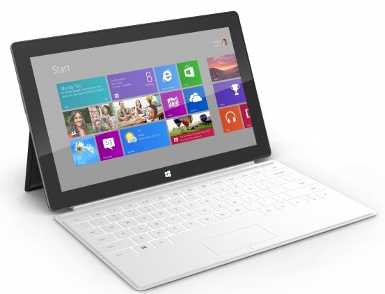 Microsoft Surface: a gentle kick in the teeth of the OEMs