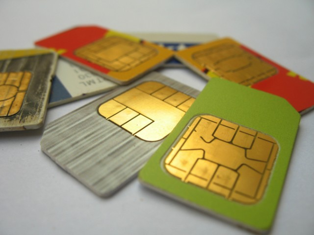 Apple wants to put old and busted SIMs in a landfill and replace them with a newer, smaller nano-SIM.