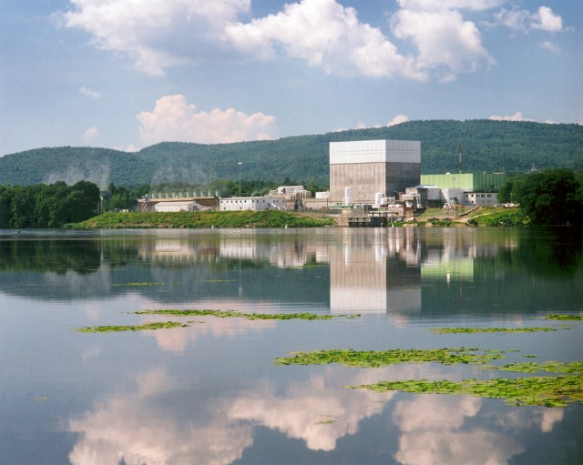 Like the boiling water reactors at Fukushima Daiichi, the Vermont Yankee nuclear power plant uses Mark I containment.