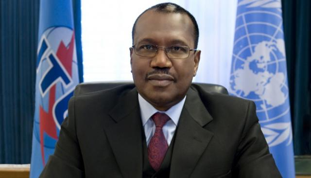 Hamadoun Touré is the secretary general of the International Telecommunications Union.