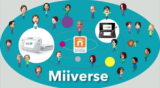 Like Miiverse, but hate having to come up with stuff to say yourself? Miitomo might be for you...