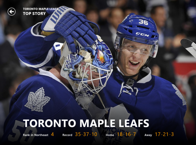 Will the Leafs have a Stanley Cup by the time Windows 14 is released?