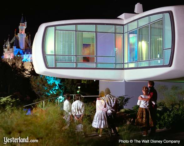 The house... of the FUTURE!