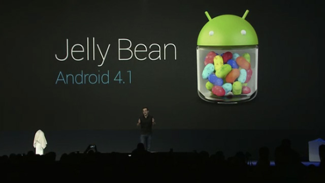 Android introduced Jelly Bean at I/O earlier today, but how many existing devices will see the update?