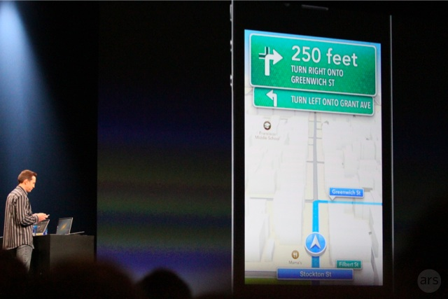 Apple's new Maps app may also integrate with Yelp check-ins.