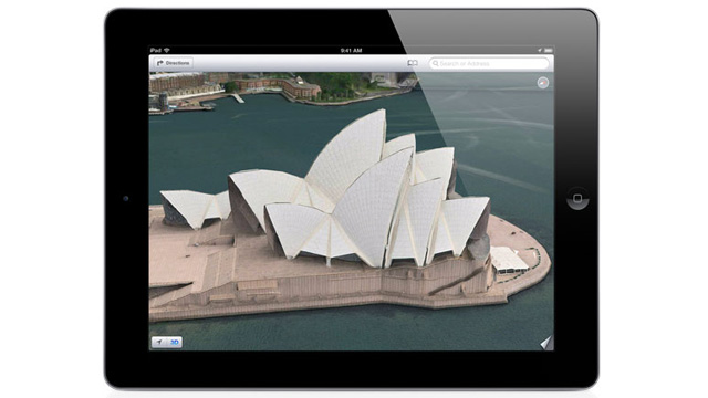Maps in iOS 6 will require A5 processor for 3D