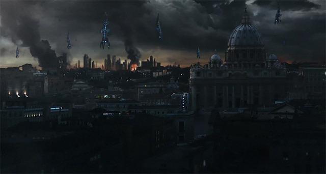 Mass Effect 3 Aftermath
