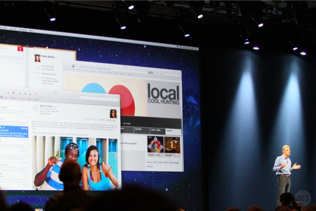 Notifications get an overhaul in Mountain Lion.