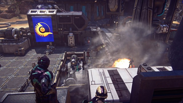 Planetside 2 offers a new take on the persistent shooter