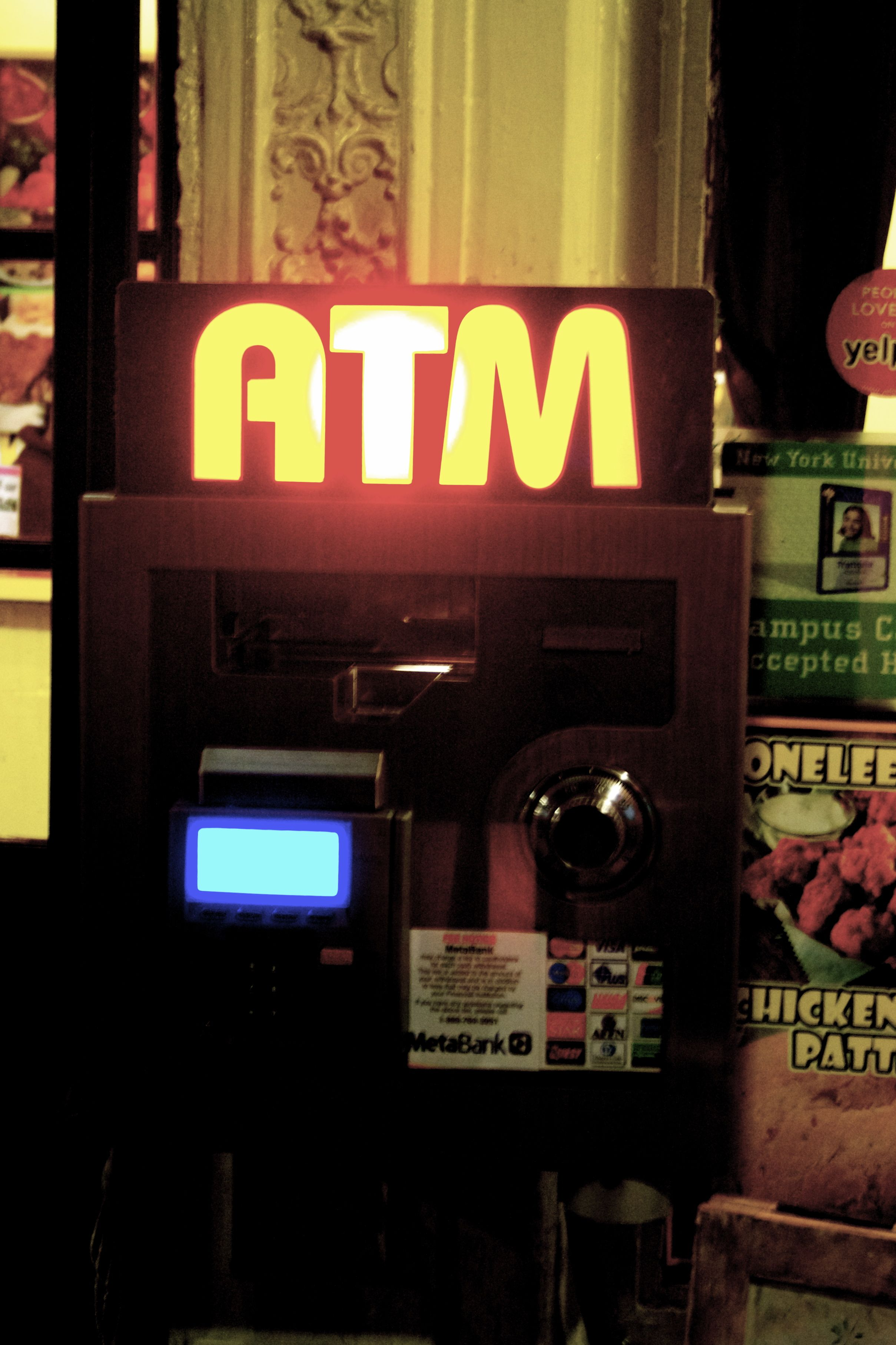 Criminals stole millions from E  Europe banks with ATM