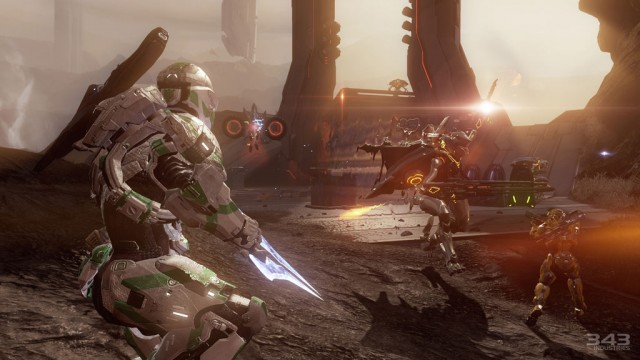 Halo 4's Spartan Ops gets narrative with co-op