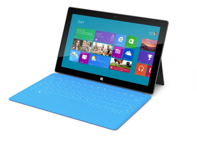 Microsoft unveils Surface tablets, powered by Windows 8