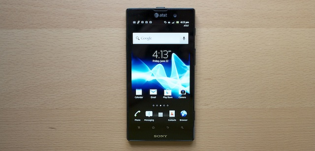 Playing it smart: the Sony Xperia Ion review