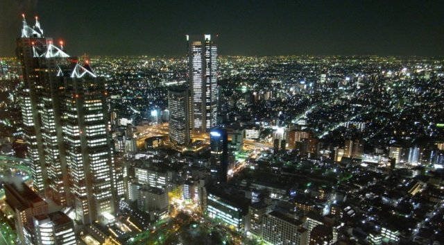 Tokyo is one of the world's leading cities for high-speed Internet access.