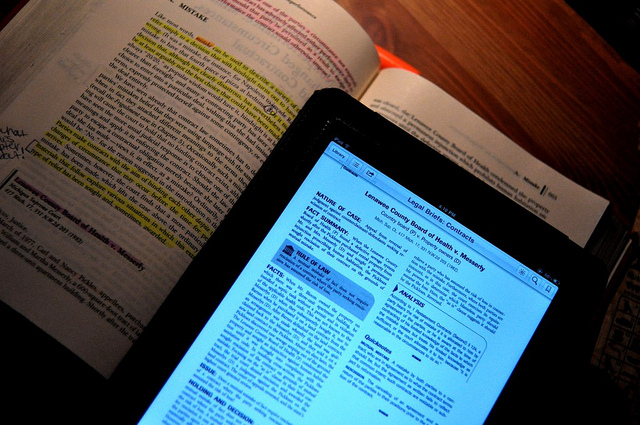 DoJ on Apple e-book pricing: two wrongs don't make a right
