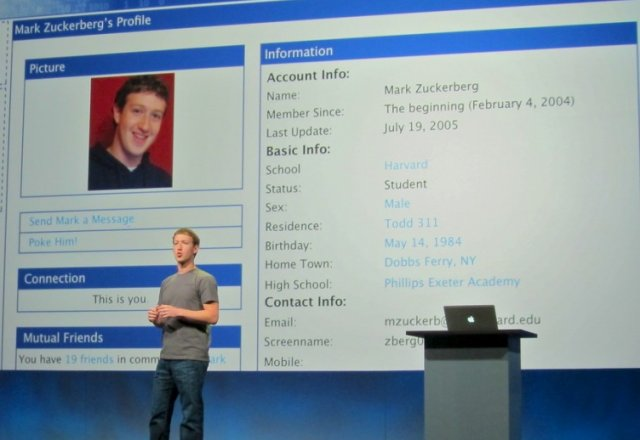 Mark Zuckerberg, Facebook's CEO, is well aware of the company's need to shift from its desktop model to mobile devices.