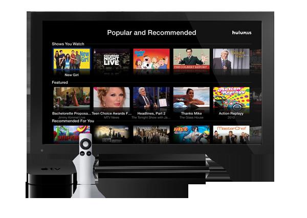Apple TV gains subscription streaming option via Hulu Plus | Ars