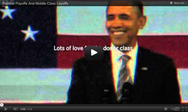 Music publisher uses DMCA to take down Romney ad of Obama crooning