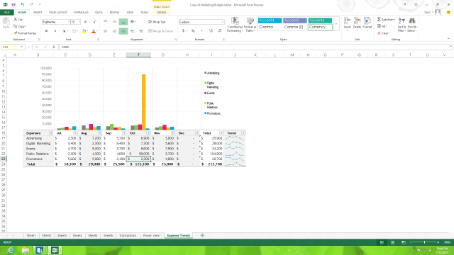 excel 2013 how to show a value as hex