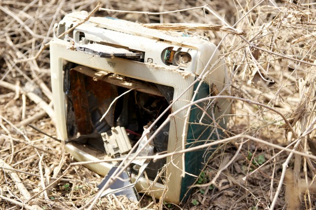 Toxic trade: why junk electronics should be big business