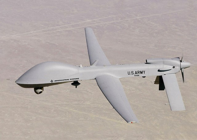The MQ-1C Gray Eagle—coming to skies near you.