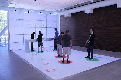 Google opens code for building interactive experiences in physical spaces