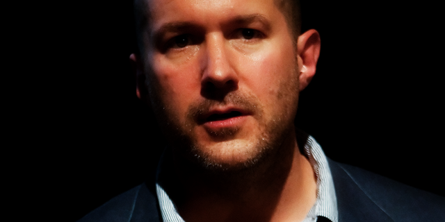 Apple Senior Vice President of Industrial Design Jonathan Ive
