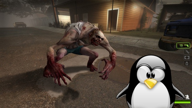 Valve announces Ubuntu port of Steam, Source engine, and Left 4 Dead 2