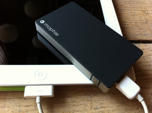 Mophie JuicePack Powerstation: fast, high-volume charging for iDevices