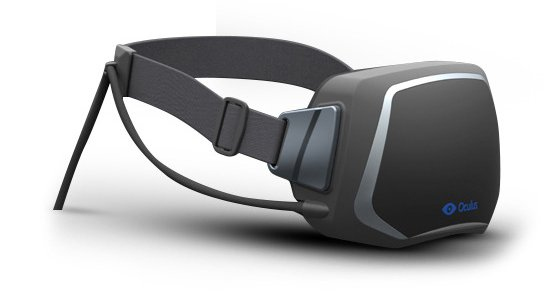 Oculus Rift head-mounted display finds funding from developers