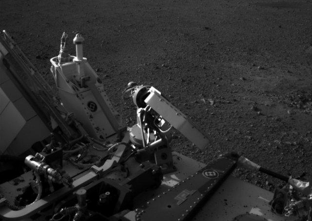 Pics, because it really is happening on Mars