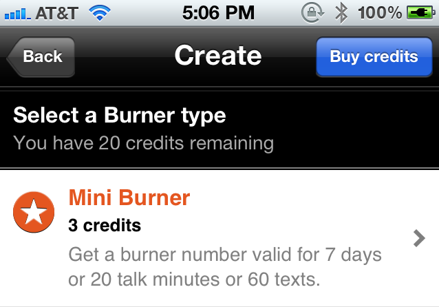 Burner wants to help you temporarily obfuscate your phone number