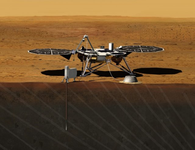 New probe to provide InSight into Mars' interior