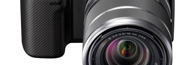 Sony updates NEX-5 system camera with WiFi, downloadable