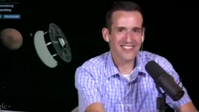 Lon Seidman, as seen in his video
