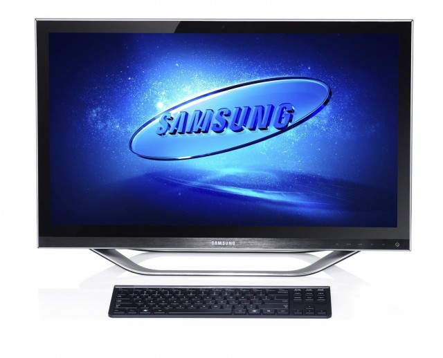 Samsung's Series 7 All-in-one.