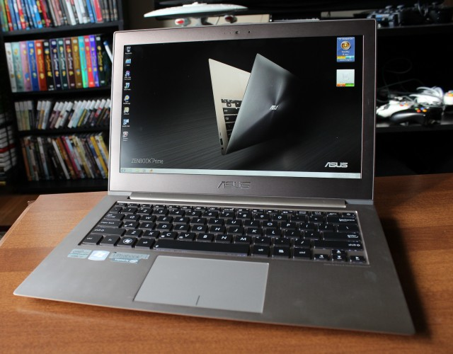 A good Ultrabook, a great screen: the Asus Zenbook Prime UX31A review